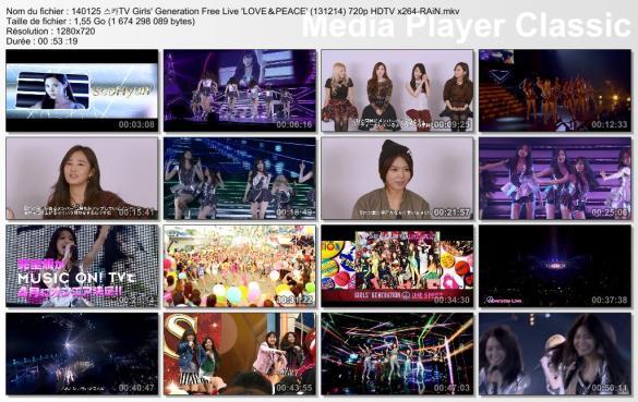 140125 스카TV Girls' Generation Free Live 'LOVE&PEACE' (131214) 720p HDTV x264-RAiN.mkv_thumbs_[2014.01.26_03.25.01]