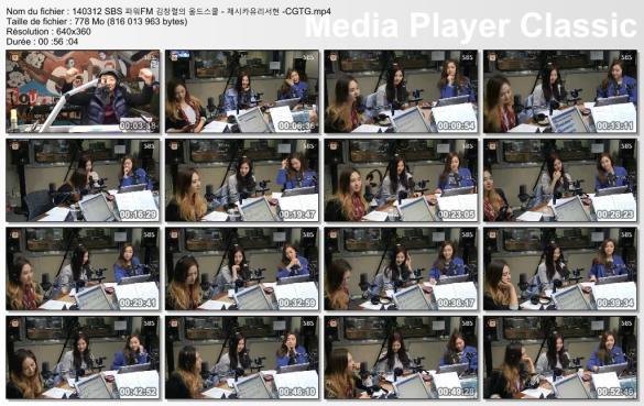 140312 SBS 파워FM 김창렬의 올드스쿨 - 제시카유리서현 -CGTG.mp4_thumbs_[2014.03.13_07.56.07]